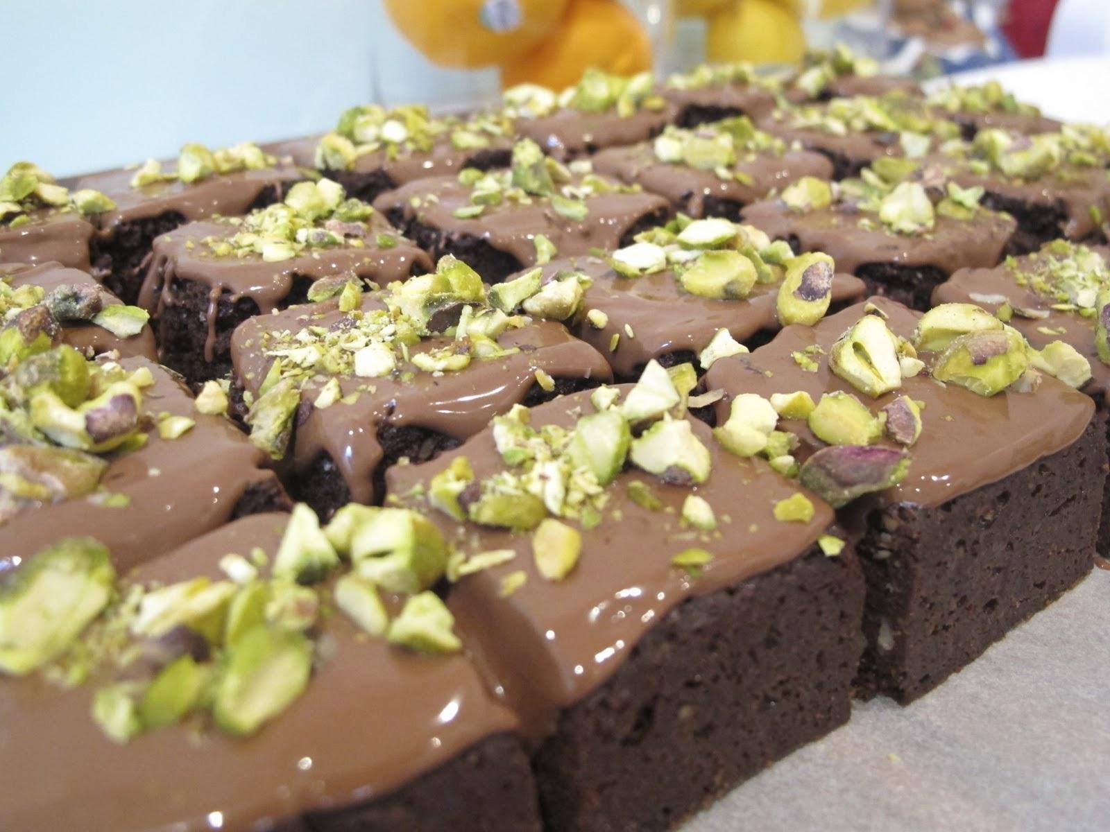 NoSetMenu: My favorite Brownies