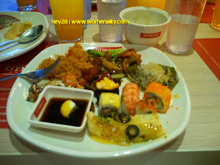 A taste of City Buffet in Robinsons Ortigas