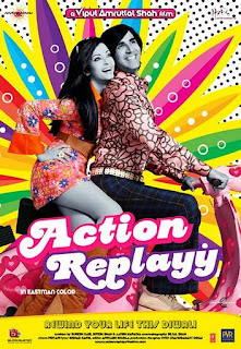 Action Reply starring Akshay Kumar Aishwarya Rai Neha Dhupia and Aditya Roy Kapoor