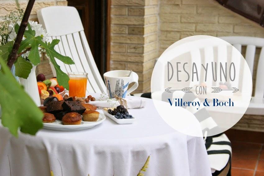 Desayuno al aire libre sorpresa con la nueva laza New Wave Barcelona de Villeroy & Boch1