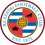 Logo Tim Klub Sepakbola Reading PNG