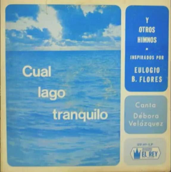 Débora Velázquez-Cual Lago Tranquilo-