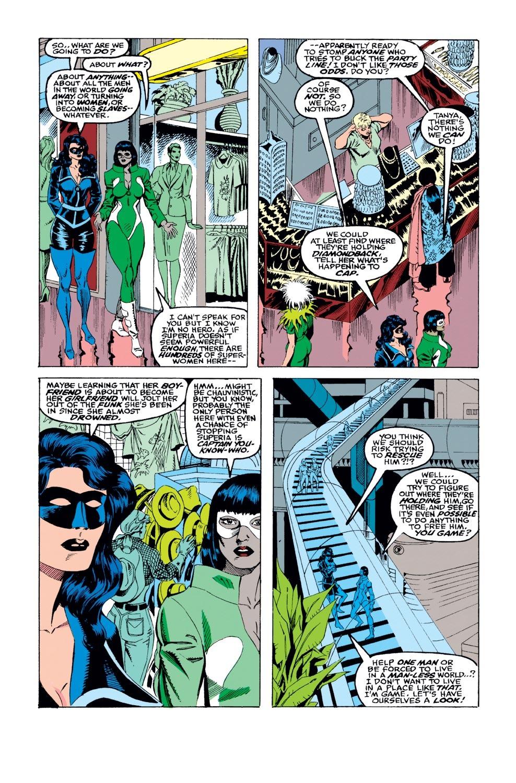 Captain America (1968) Issue #391 #324 - English 9