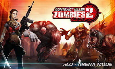 Killer Zombiez Origins v2.0 APK Android | Android Games Free Download