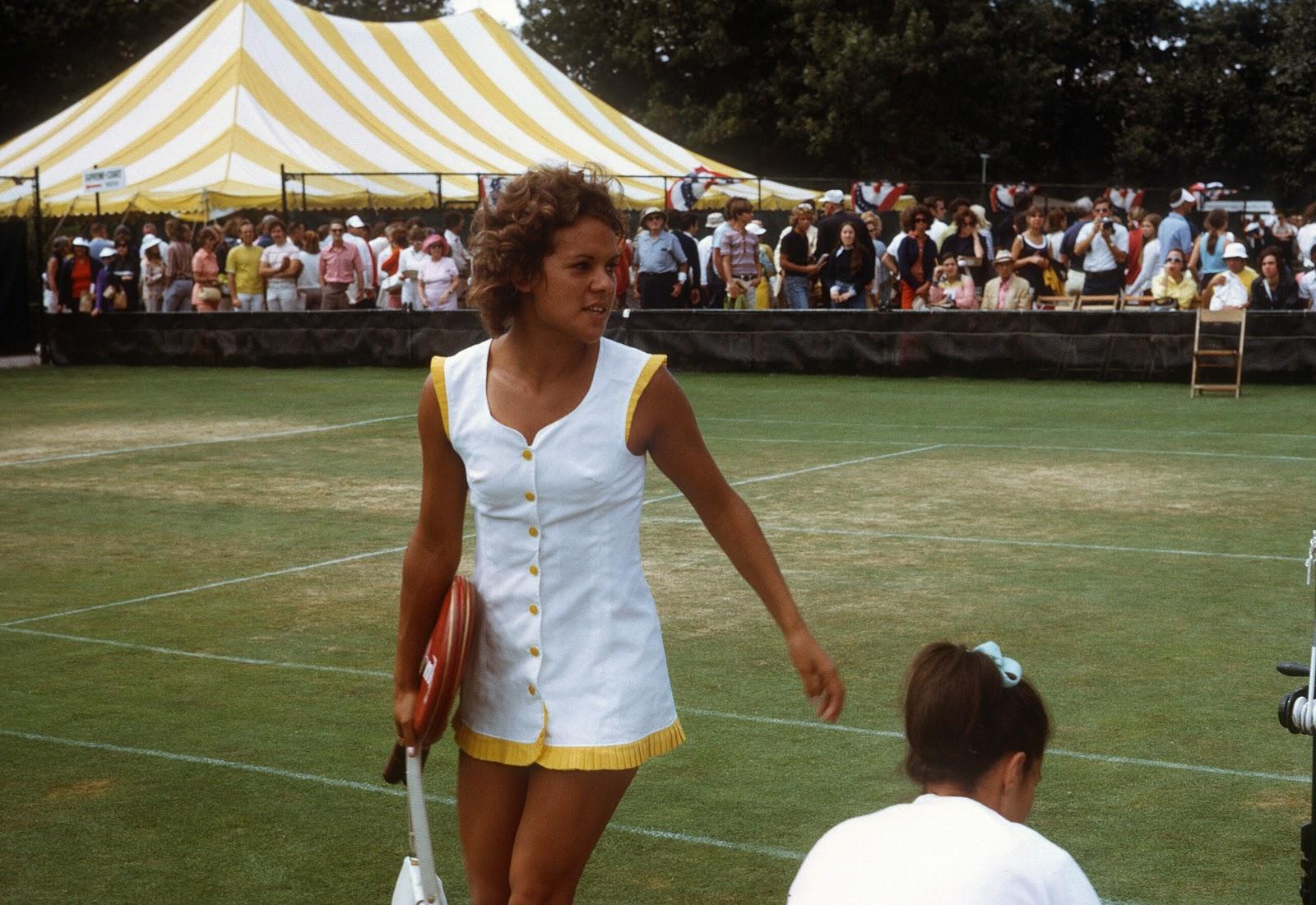 Personanondata Evonne Goolagong US Open 1972