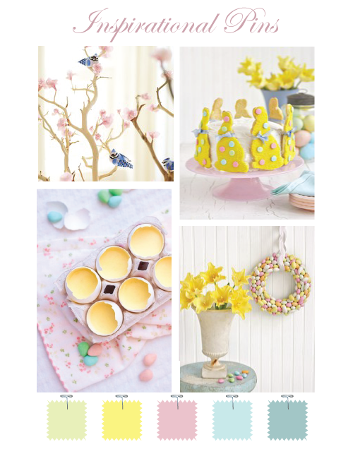 A Pretty Pastel Easter by Torie Jayne