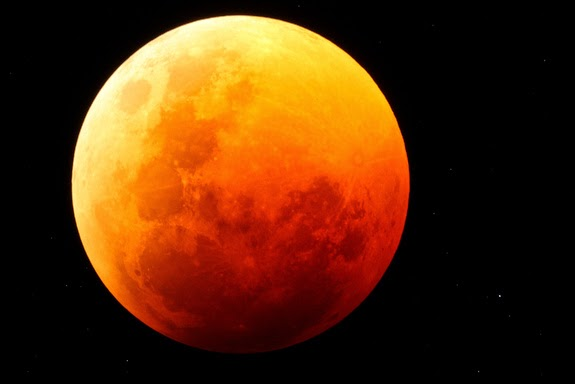 lunar eclipse, gerhana bulan