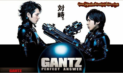 GantZ Japanese Movie