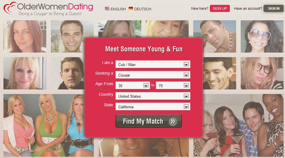 Dating websites for older professionals