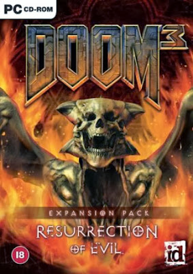 Doom 3 Game PC Game