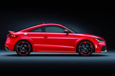 Audi TT RS Plus na Europa