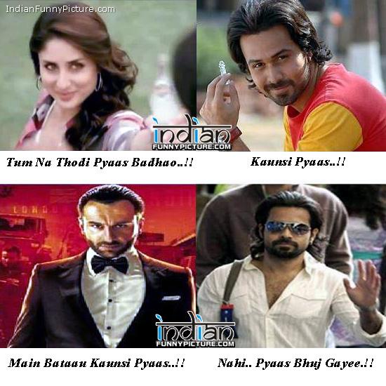 Funny Imran Hashmi Images