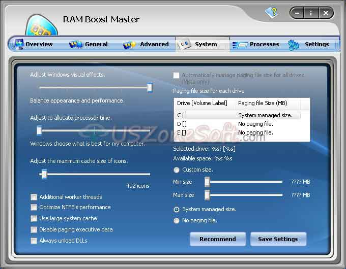 PC Booster Free Version Full Download for Windows 7/10
