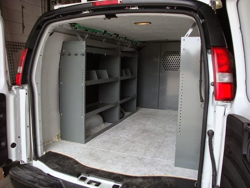 Van Shelving Dodge Mercedes Sprinter Shelving Dodge