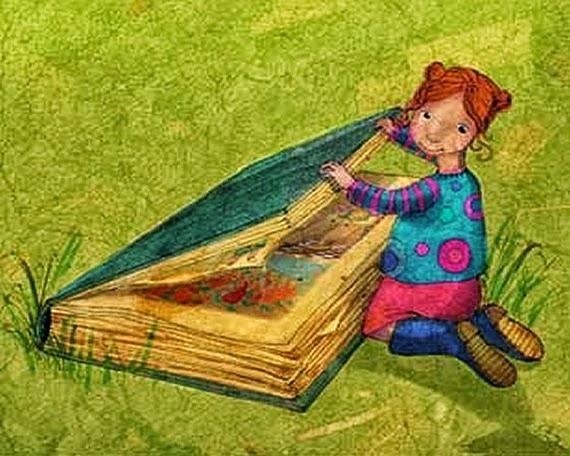 El fantástico mundo de la lectura