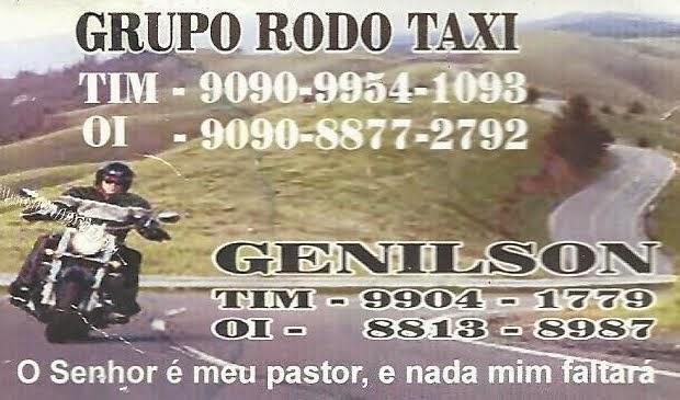 Grupo Roda Taxi / Genilson