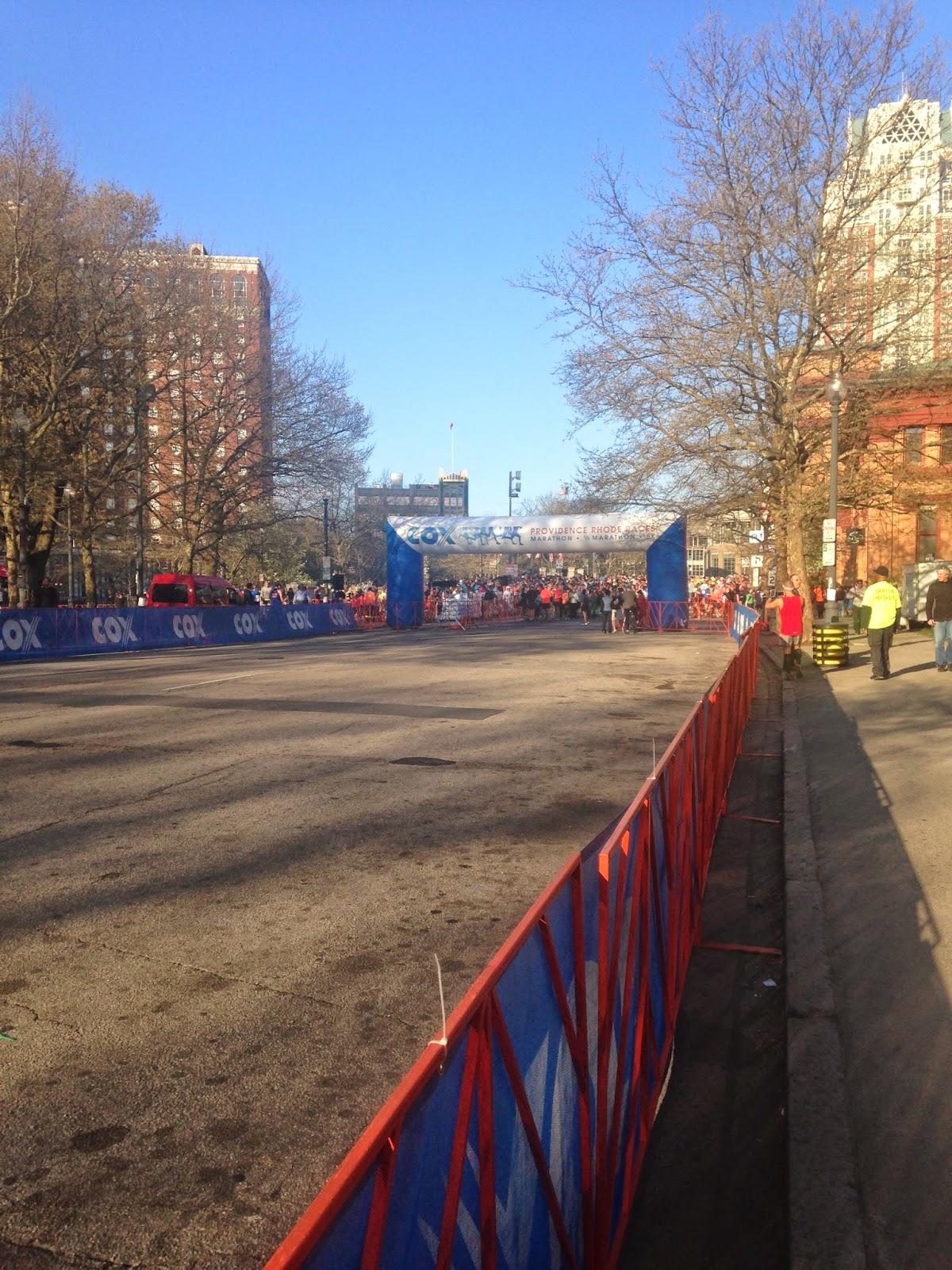 Cox Providence Rhode Race 2014