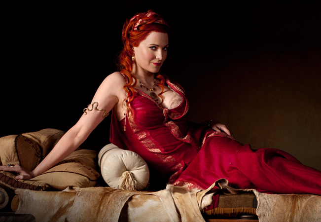 Lucy Lawless Actress Ena Warrior Princess New Zealand Icon