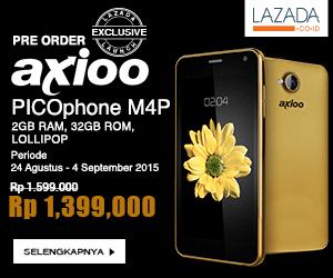 Beli Axioo Picophone M4P