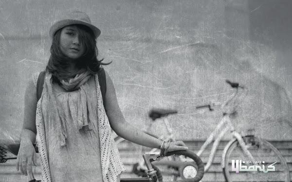 onthel girl-sajak4baris