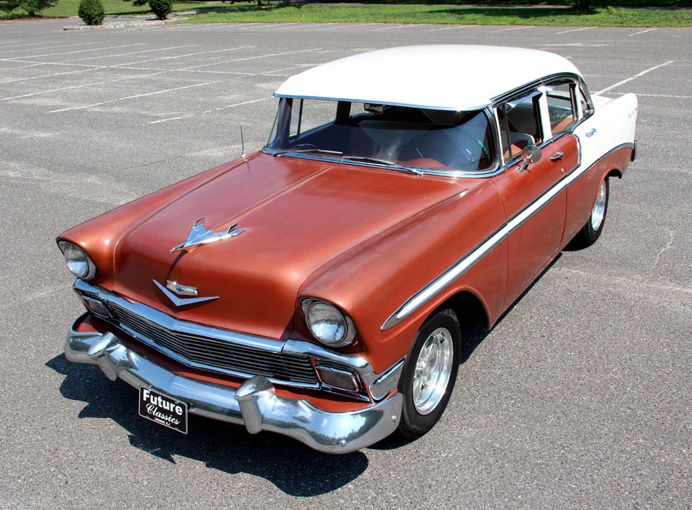 Classic Cars: 1956 Chevrolet Belair