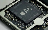 A6 Chipset iPhone 5