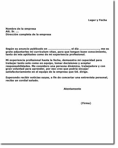 Carta de presentaci 243 n buena