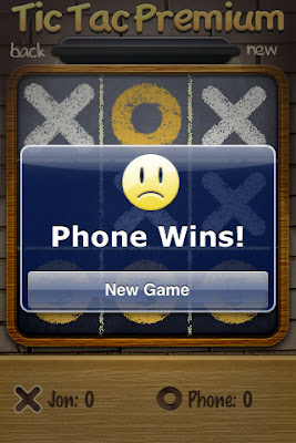 Game Tic tac caro cho iphone