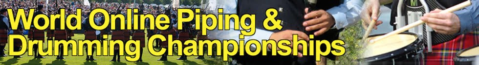 World Online Piping & Drumming Championships