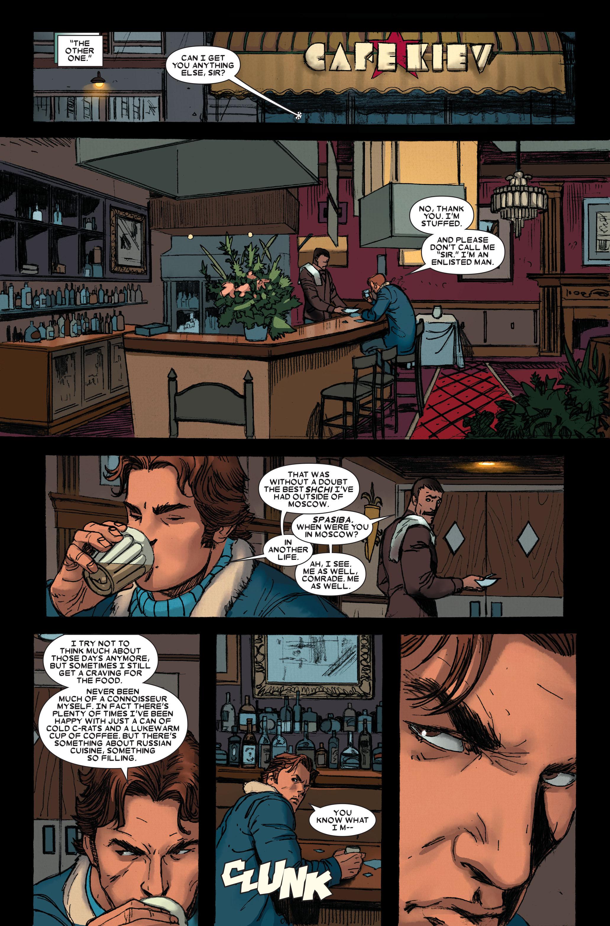 Wolverine: Weapon X #12 #5 - English 8