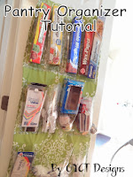 DIY Pantry Organizer Tutorial by GYCT