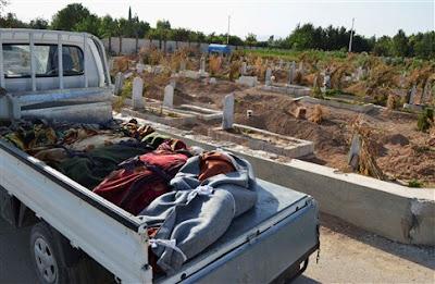 ONU declara Milhares de feridos aguardam por tratamento medico na Siria.