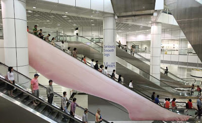 Creative Escalator Advertisements (11) 2