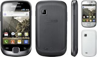 Harga Samsung Galaxy Fit S5670
