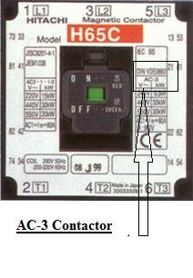 AC-3 Contactor