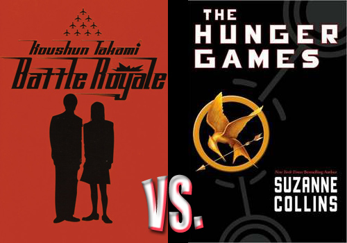 the hunger games battle royale dichotomy The violence in battle royale questions ethics and morality of adolescents   the film creates a powerful dichotomy of peace and chaos amongst the   following the release of the hunger games, the japanese film.