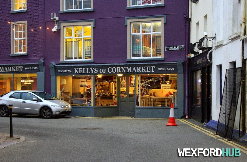 Kellys of Cornmarket, Wexford