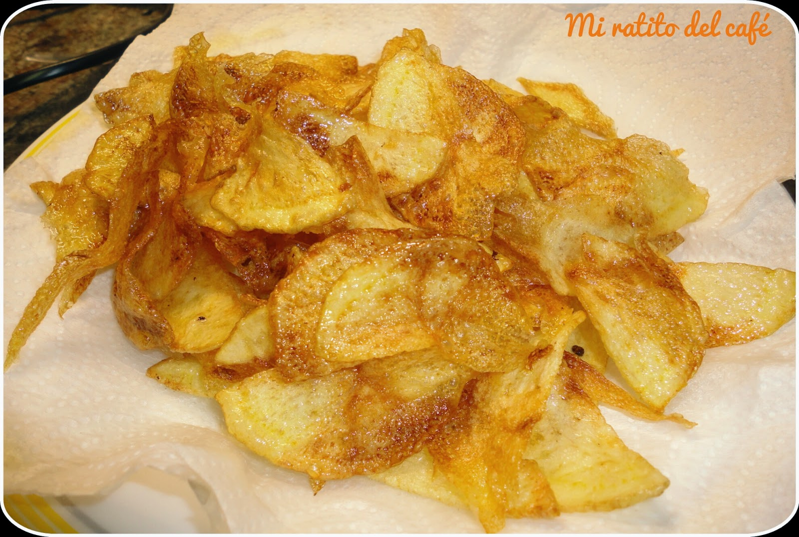 Patatas chip