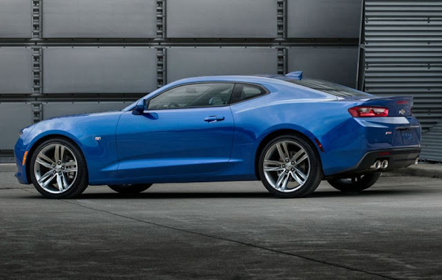 Chevrolet Recently Released the Pricing Options for the 2016 Camaro