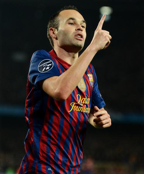 Football stars andres iniesta spanish footballer for Andres iniesta squadre attuali