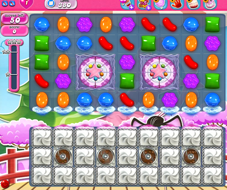 Candy Crush Saga 380