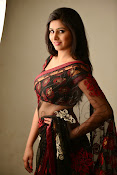 Shamili dazzling photos in saree-thumbnail-19