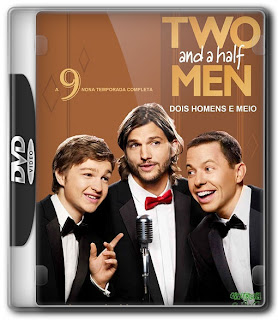 Download - Two and a Half Men - 9º Temporada AVi Dual Áudio + RMVB Dublado (2012)