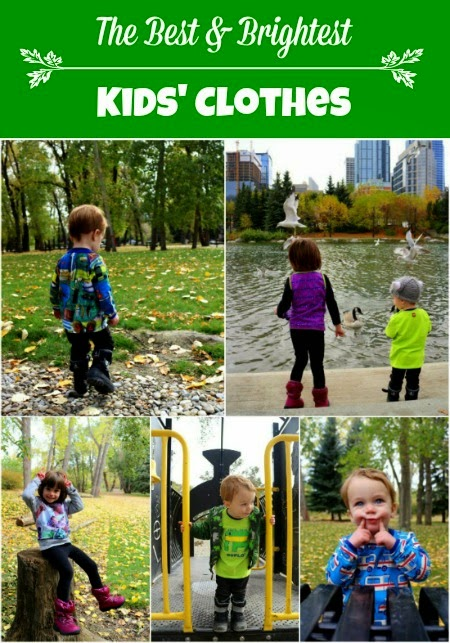 The Best and Brightest Kids' Clothes - and where to buy them! Little Sunflowers is amazing.