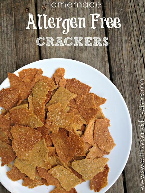 Allergen Free Crackers – Gluten Free, Dairy Free, Nut Free ...