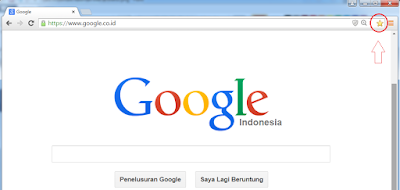 Cara bookmark halaman web favorit di firefox, google chrome dan opera mini