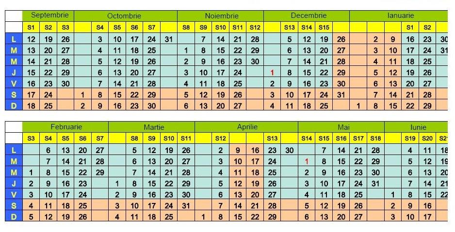 Școala ''Samson Bodnărescu'' Gălănești: An şcolar 2011-2012