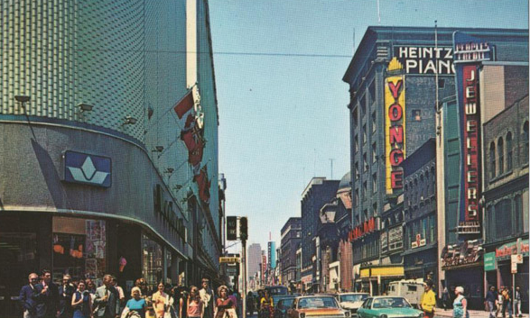 Midcentury modernist vintage toronto photos 1960s and 1970s for Cci montreal