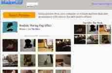 MakeGIF: permite hacer gif animados online gratis