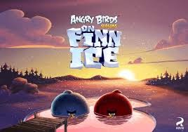 Angry Birds Seasons On Finn Ice Mod Apk by http://www.ifub.net/